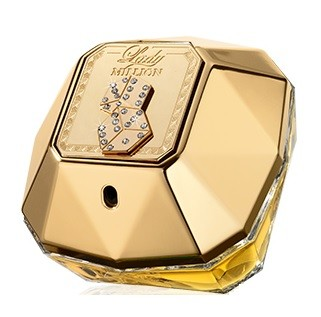 Изображение парфюма Paco Rabanne Lady Million Monopoly Collector Edition