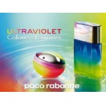 Реклама Ultraviolet Colours of Summer Paco Rabanne