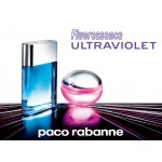 Реклама Ultraviolet Fluoressence for Men Paco Rabanne
