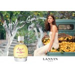 Реклама A Girl In Capri Lanvin