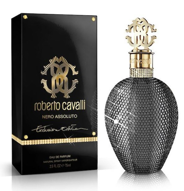 Изображение парфюма Roberto Cavalli Nero Assoluto Exclusive Edition
