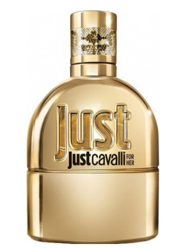 Изображение парфюма Roberto Cavalli Just Just Cavalli Gold for Her