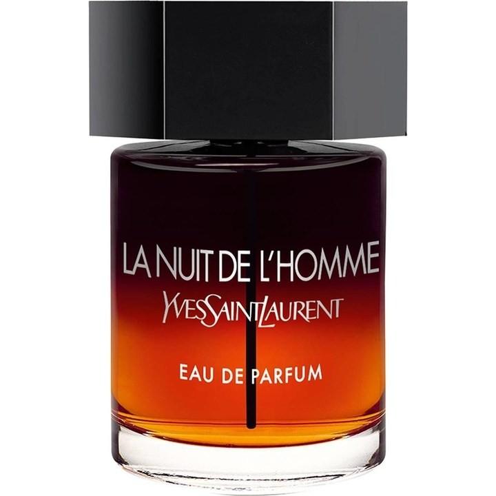 La Nuit De Lhomme Eau De Parfum Yves Saint Laurent новый парфюм для
