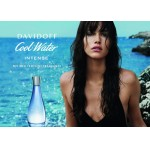 Реклама Cool Water Intense for Her Davidoff