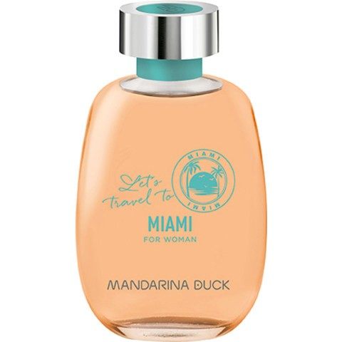 Изображение парфюма Mandarina Duck Let's Travel To Miami for Woman