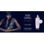 Реклама Cat Deluxe Silver Naomi Campbell