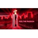 Реклама 5th Avenue NYC Red Elizabeth Arden