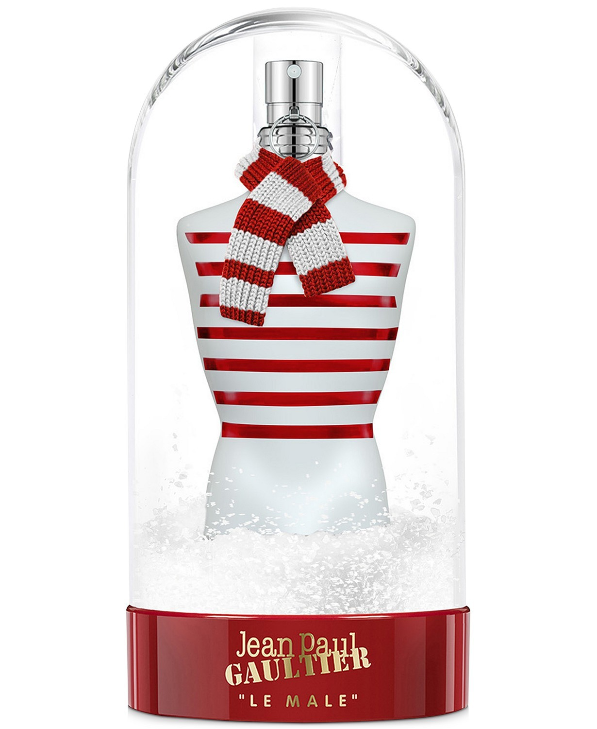 Изображение парфюма Jean Paul Gaultier Le Male Snow Globe Edition