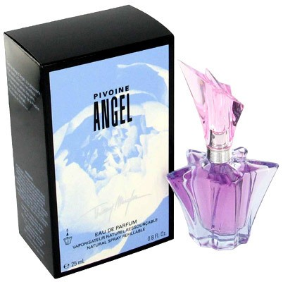 Изображение парфюма Thierry Mugler Angel Garden Of Stars - Pivoine Angel