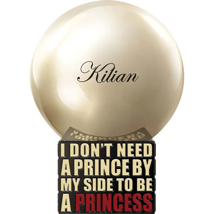 Изображение парфюма Kilian I Don't Need A Prince By My Side To Be A Princess - Rose de Mai