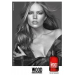 Реклама Red Wood Dsquared2