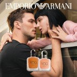 Реклама In Love With You Freeze Giorgio Armani