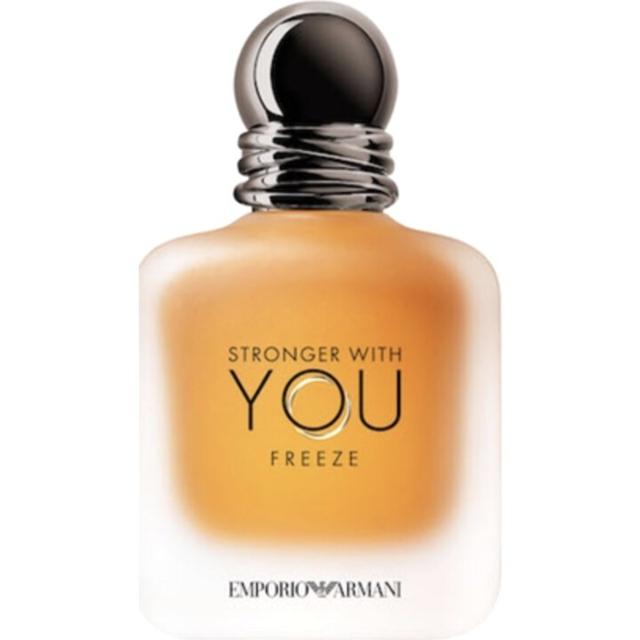 Изображение парфюма Giorgio Armani Stronger With You Freeze