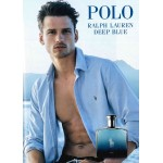 Реклама Polo Deep Blue Ralph Lauren