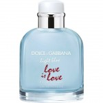 Изображение духов Dolce and Gabbana Light Blue pour Homme Love is Love
