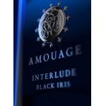 Реклама Interlude Black Iris Man Amouage