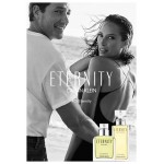 Реклама Eternity Cologne For Men Calvin Klein