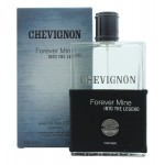 Реклама Forever Mine Into The Legend for Men Chevignon