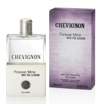 Реклама Forever Mine Into The Legend for Women Chevignon