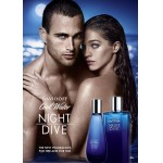 Реклама Cool Water Night Dive Woman Davidoff