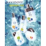 Реклама Cool Water Woman Summer Fizz Davidoff