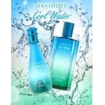 Реклама Cool Water Summer Dive Man Davidoff