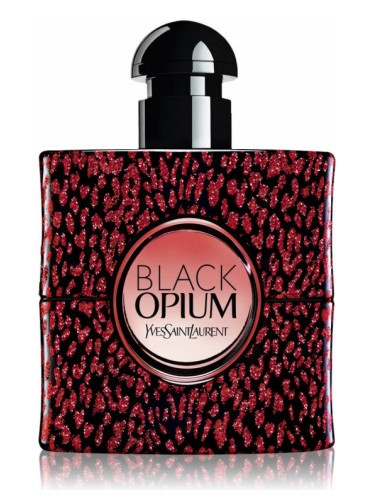 Изображение парфюма Yves Saint Laurent Black Opium Christmas Collector