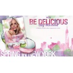 Реклама Be Delicious City Blossom Rooftop Peony DKNY