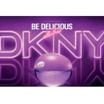 Реклама Be Delicious Electric Vivid Orchid DKNY