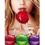 Реклама Delicious Candy Apples Ripe Raspberry DKNY