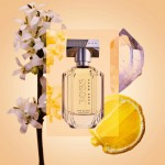 Реклама The Scent Pure Accord For Her Hugo Boss