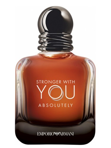 Изображение парфюма Giorgio Armani Stronger with You Absolutely