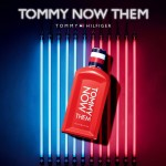 Реклама Tommy Now Them Tommy Hilfiger