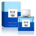 Изображение духов Antonio Banderas Blue Seduction Energy Aqua