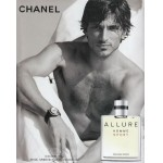 Реклама Allure Sport Homme Cologne Chanel
