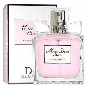 Изображение парфюма Christian Dior Miss Dior Cherie Blooming Bouquet