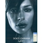 Реклама Light Blue Dolce and Gabbana
