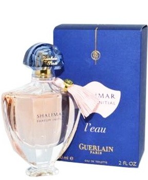Shalimar Parfum Initial Leau Guerlain парфюм для женщин 2012 год