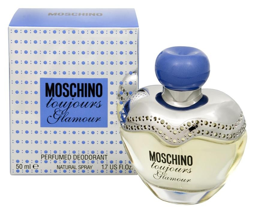 Изображение парфюма Moschino GLAMOUR TOUJOURS w 50ml edt