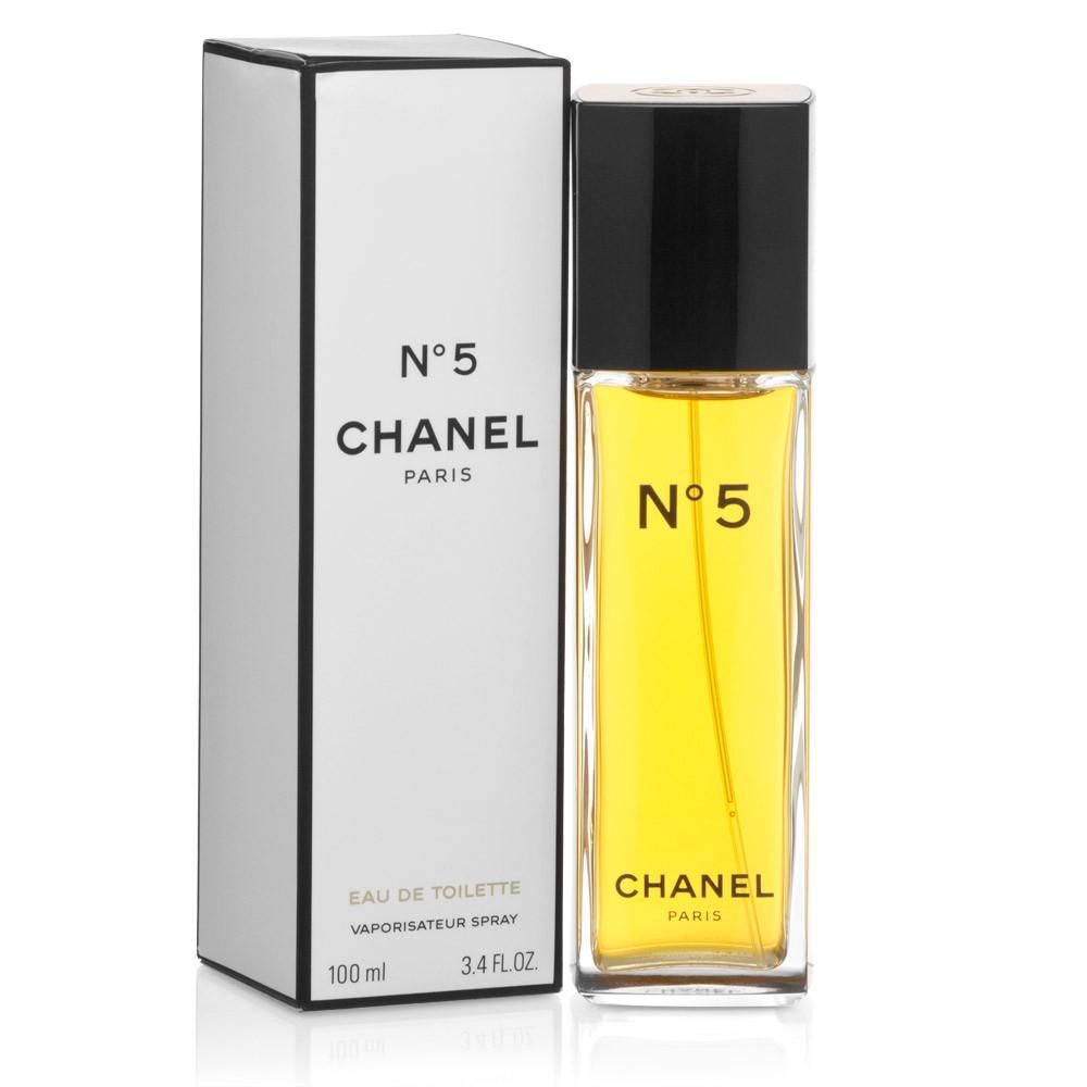 Chanel No 5 Eau De Toilette Chanel парфюм для женщин 1921 год
