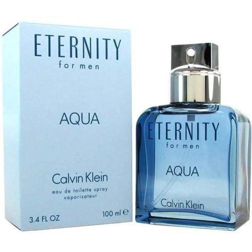 Мужская туалетная вода ETERNITY AQUA (men) 100ml edt от Calvin Klein