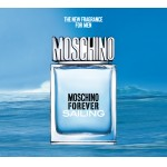 Реклама Forever Sailing Moschino