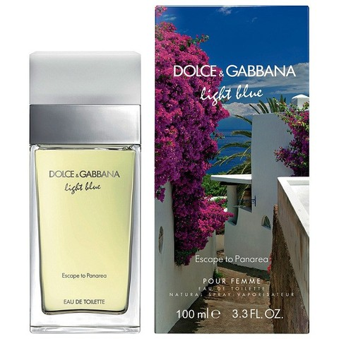 Изображение парфюма Dolce and Gabbana Light Blue Escape to Panarea