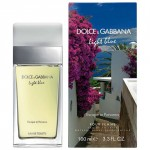 Изображение духов Dolce and Gabbana Light Blue Escape to Panarea