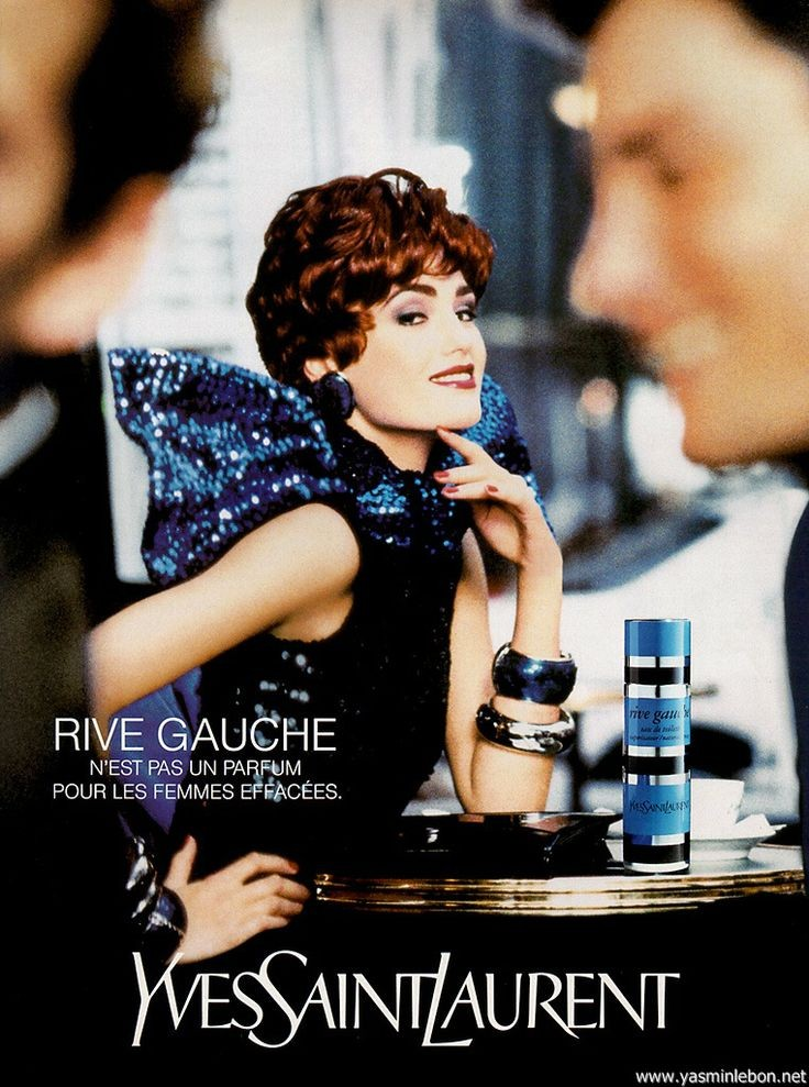 Изображение 2 Rive Gauche w 100ml edt Yves Saint Laurent