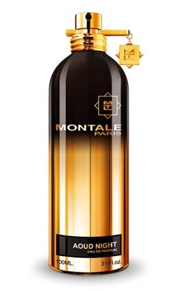 Unisex парфюмированная вода Aoud Night 50ml edp от Montale