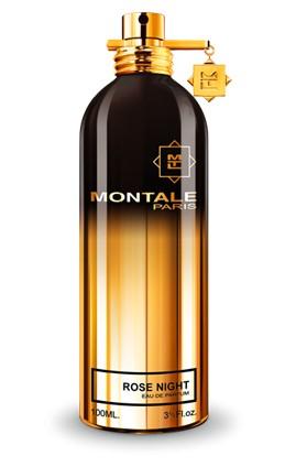 Unisex парфюмированная вода Rose Night 50ml edp от Montale