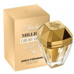 Изображение парфюма Paco Rabanne Lady Million Eau My Gold! 30ml edt
