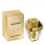 Изображение парфюма Paco Rabanne Lady Million Eau My Gold! 50ml edt