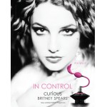 Реклама Curious in Control Britney Spears